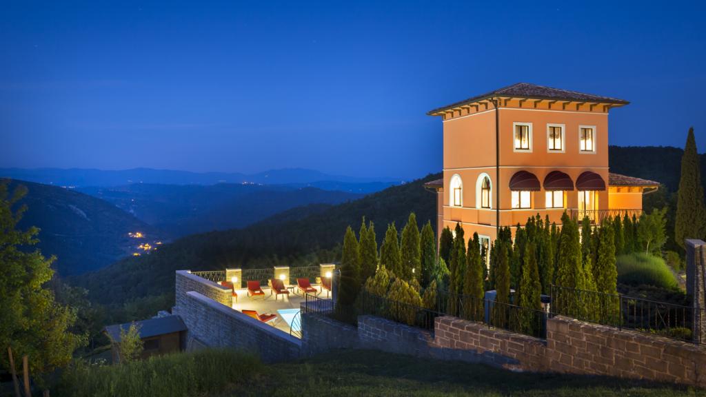 Villa in croatia