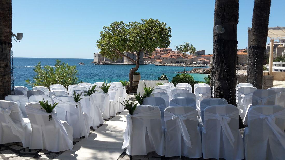 Bröllop i Kroatien