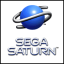 Logo de Sega Saturn