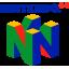 Logo de Nintendo 64