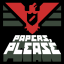 Logo de Papers, Please