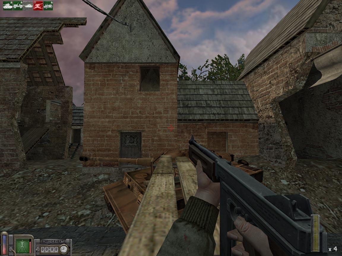Captura de pantalla de Day of Defeat