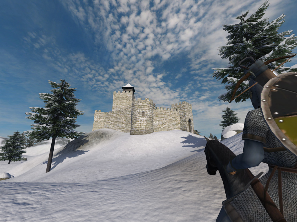 Captura de pantalla de Mount & Blade
