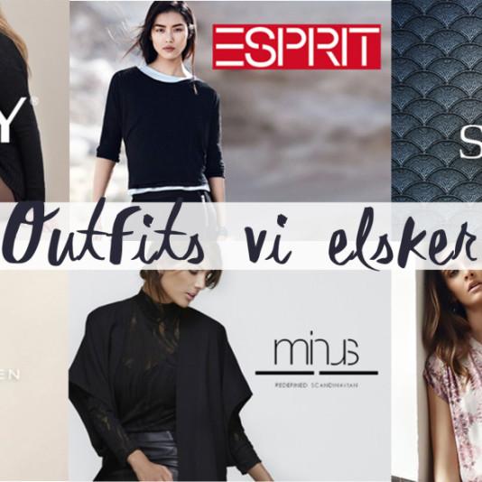 Designers & Friends, Outfits vi elsker! Soaked in Luxury og meget mere!
