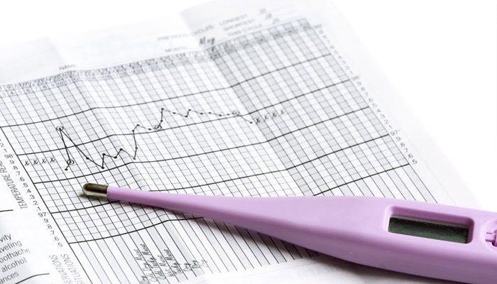 Как определить беременность по температуре