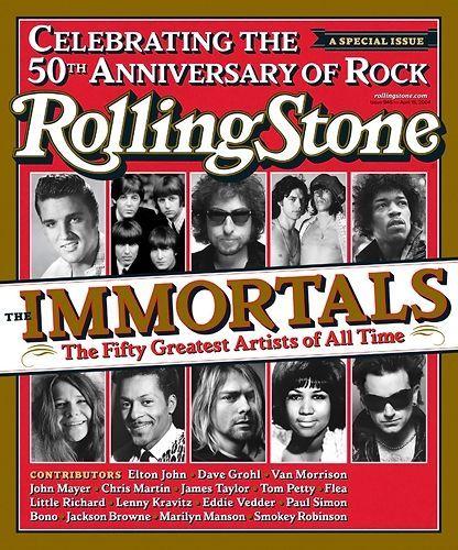 100 лучший рок вокалистов