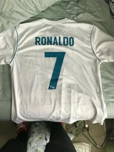 Cristiano ronaldo shirt ebay