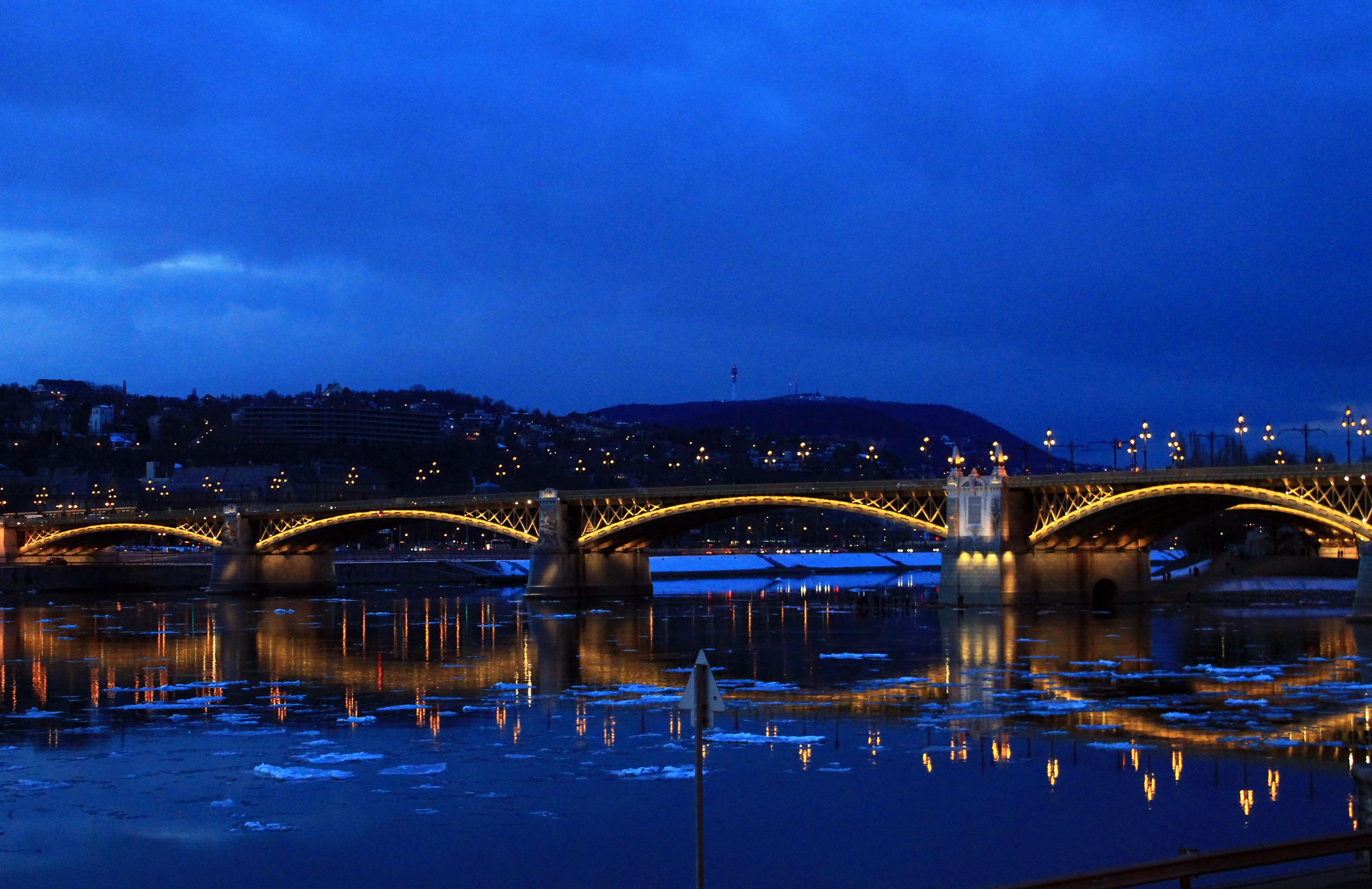 Что посмотреть будапешт