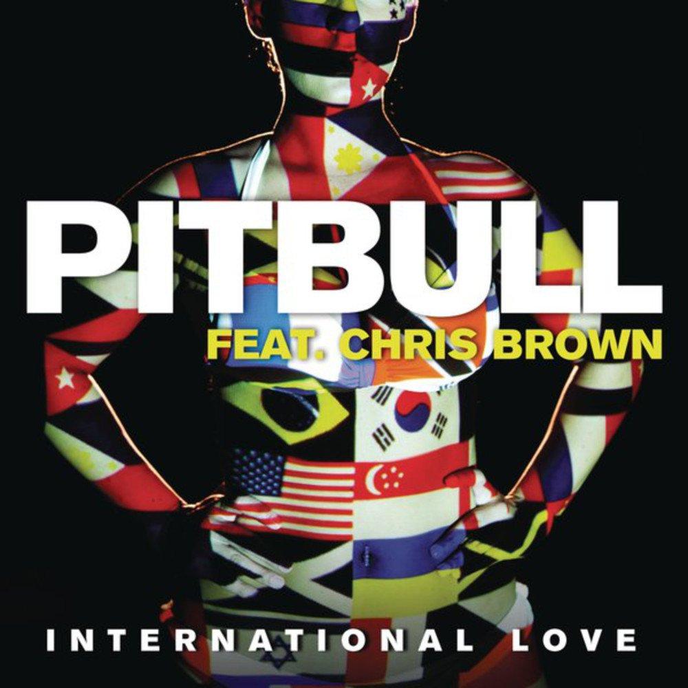 Chris brown sunglasses international love
