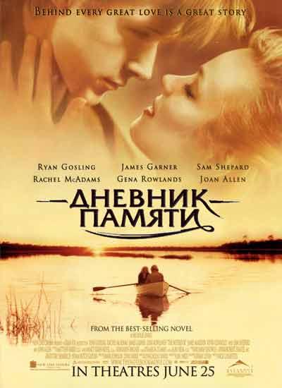 Фильм память дневника