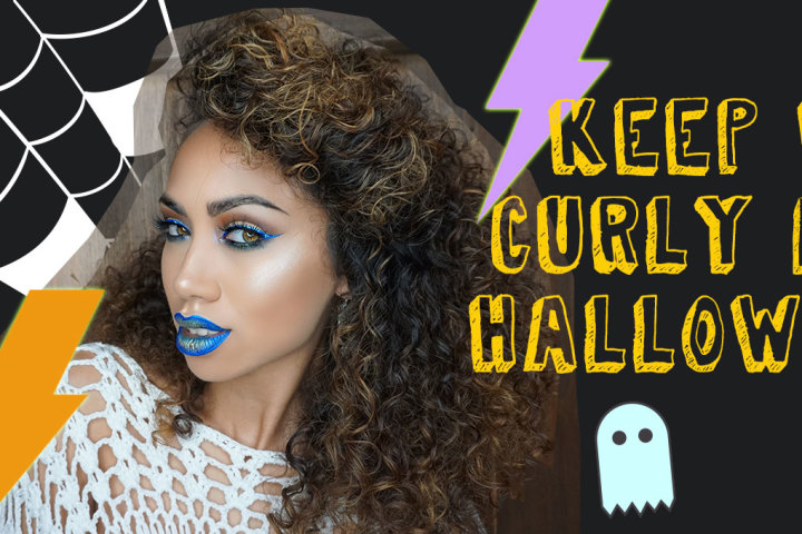 Halloween Costumes for Curly Hair - Featured Hero Image