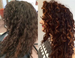Pintura highlights the color method for curly hair devacurl blog in darker hair the hue can make color appear brighter and richer to add some extra pop ask your colorist to add golden pintura highlights throughout pmusecretfo Image collections