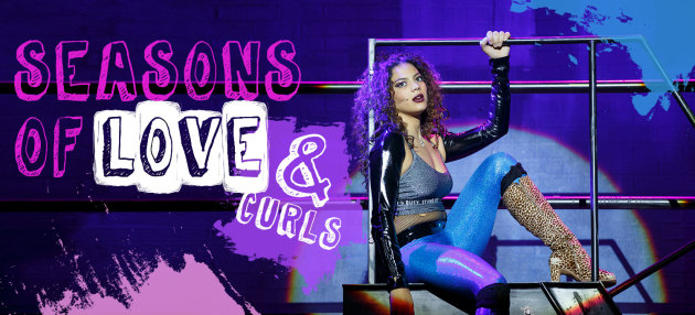 RENT Musical Tour with DevaCurl - Featured Hero Image