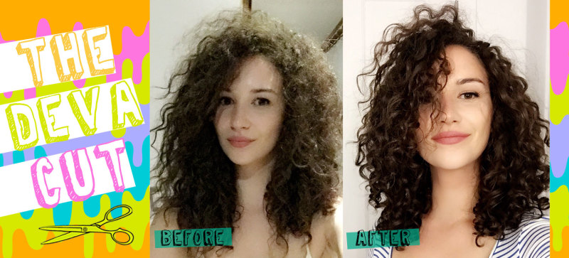 The DevaCut Before & After - Featured Hero Image