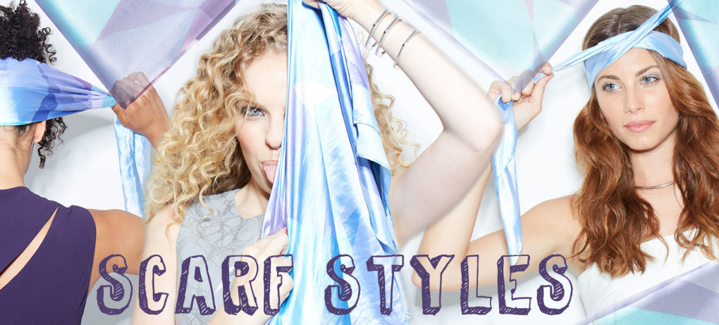 Head Scarves for Curly Hair - Featured Hero Image