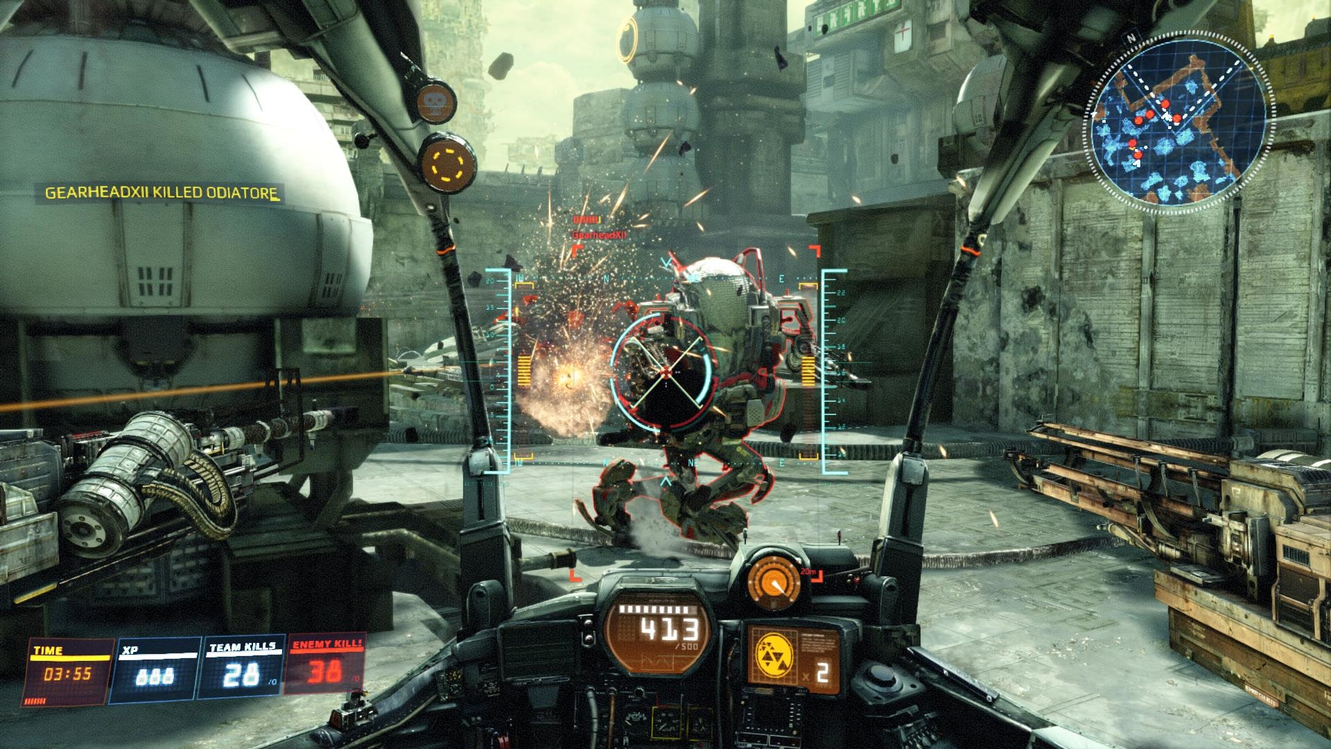 PS4 Hawken обзор, дата выхода, характеристики