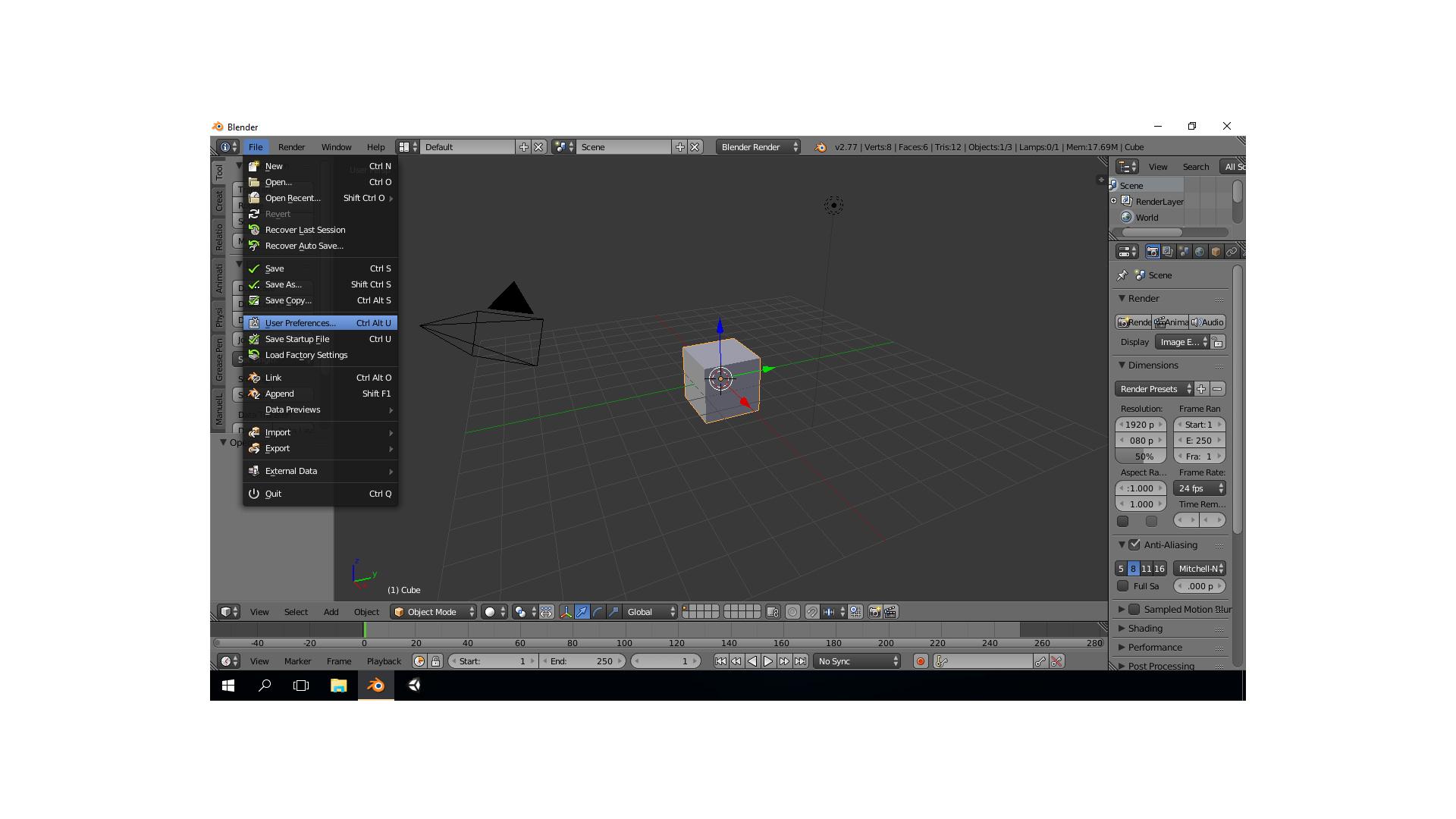 Уроки Unity5, gamedev