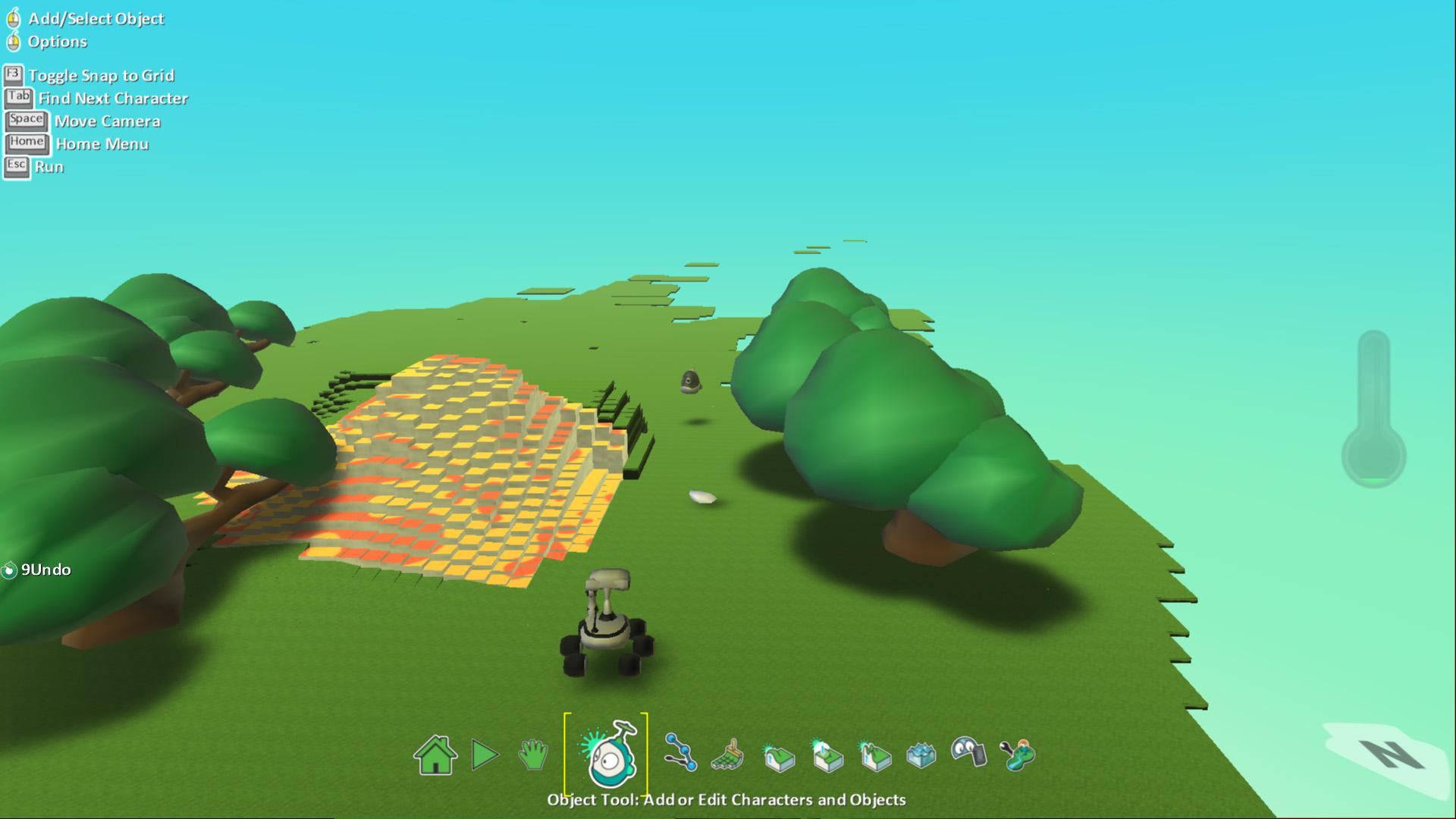Kodu, Kodu Game Lab, программы для создания игр на пк