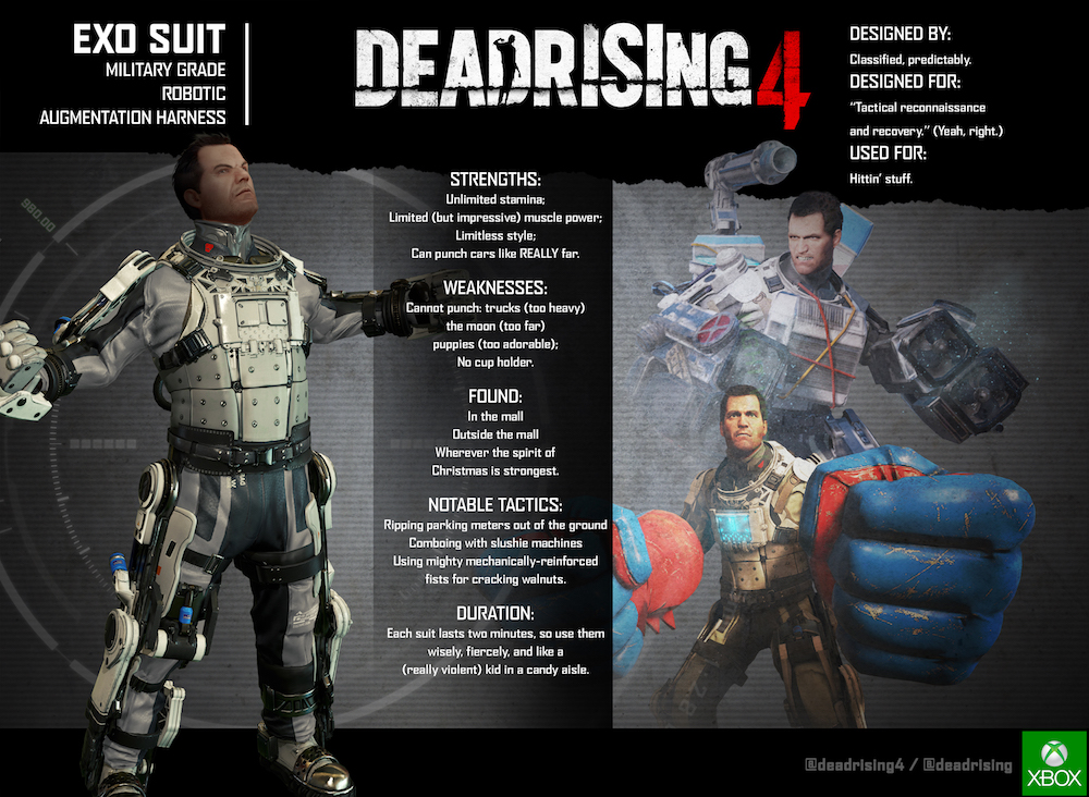 New Dead Rising comes out in 2016 yeah