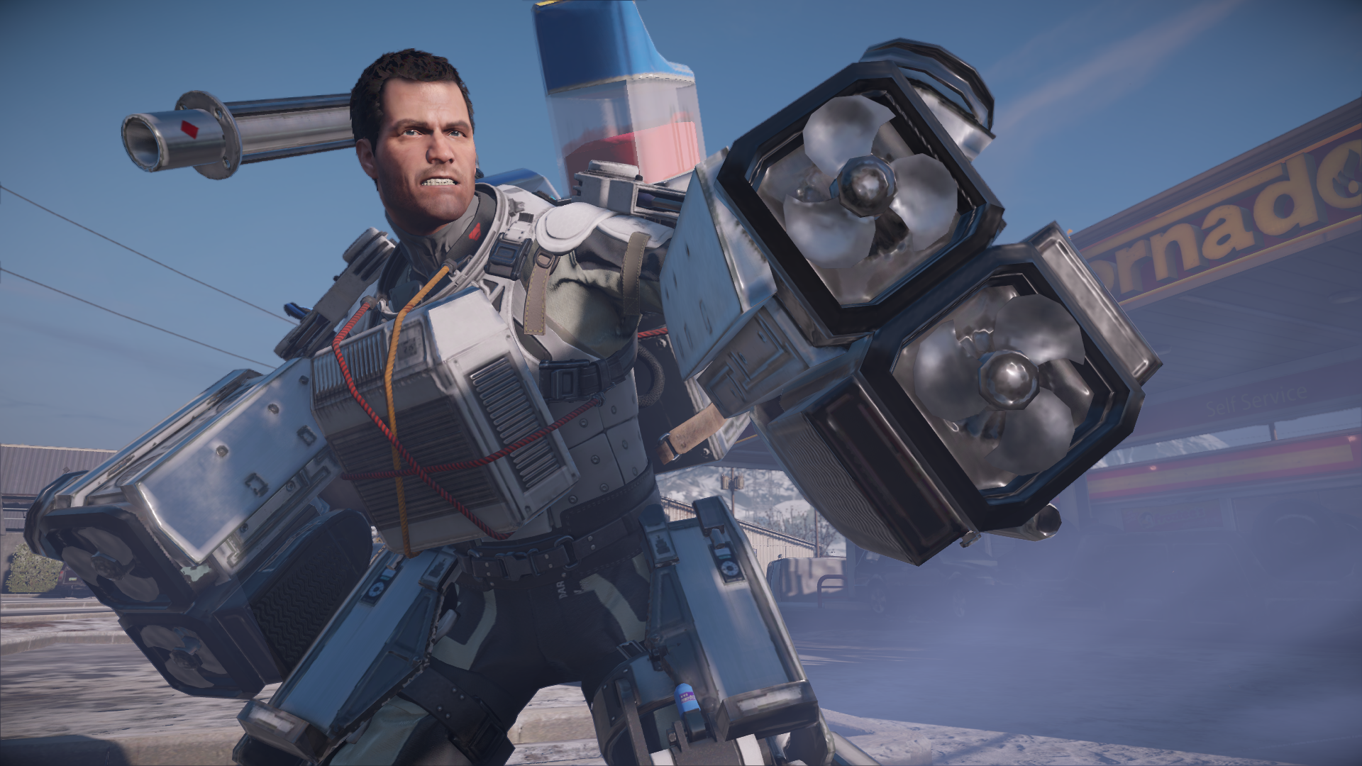 Dead Rising 4 New Images on Devgam.com
