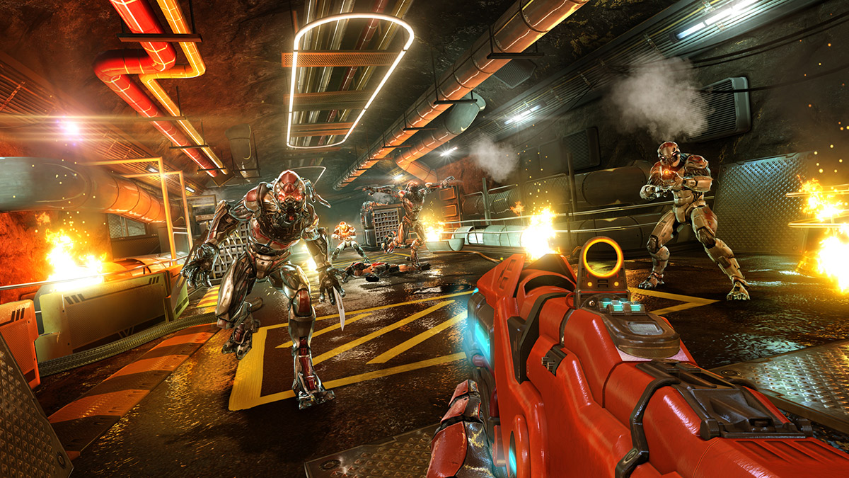 Shadowgun new mobile game 2016, новинки мобильных игр
