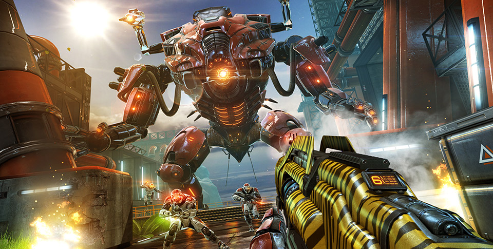 Shadowgun Legends, 2016 games