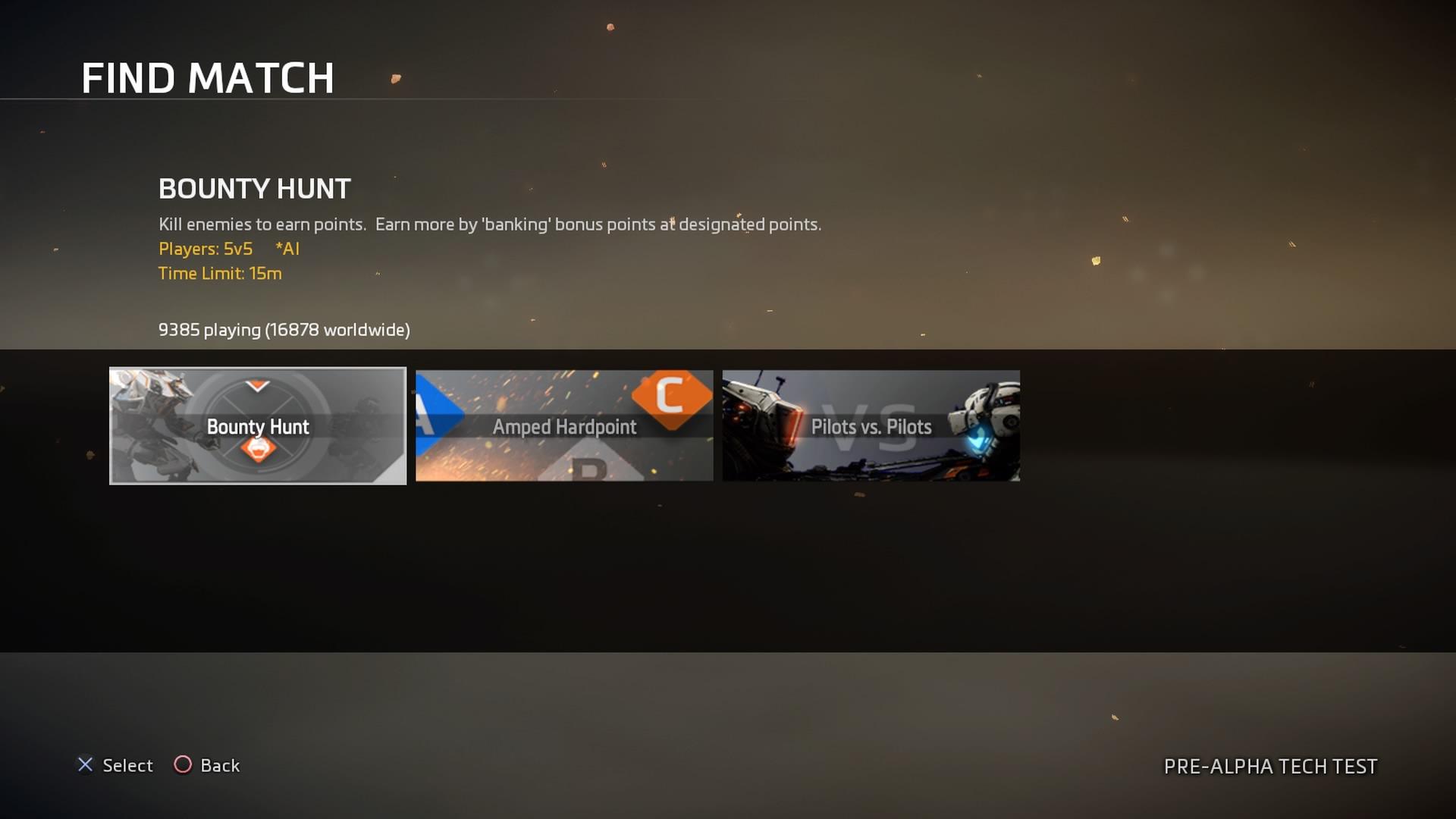 Titanfall 2 mods, Titanfall 2 режимы