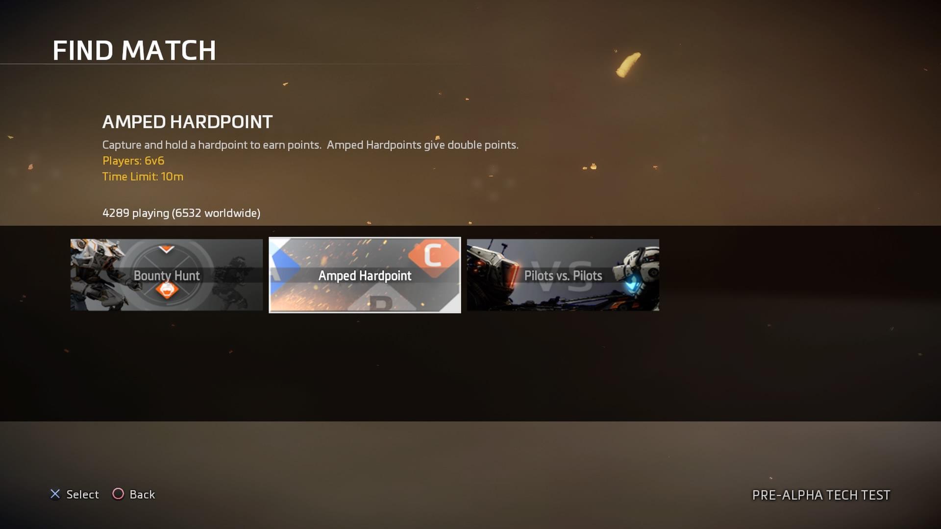 Titanfall 2 bounty hunt