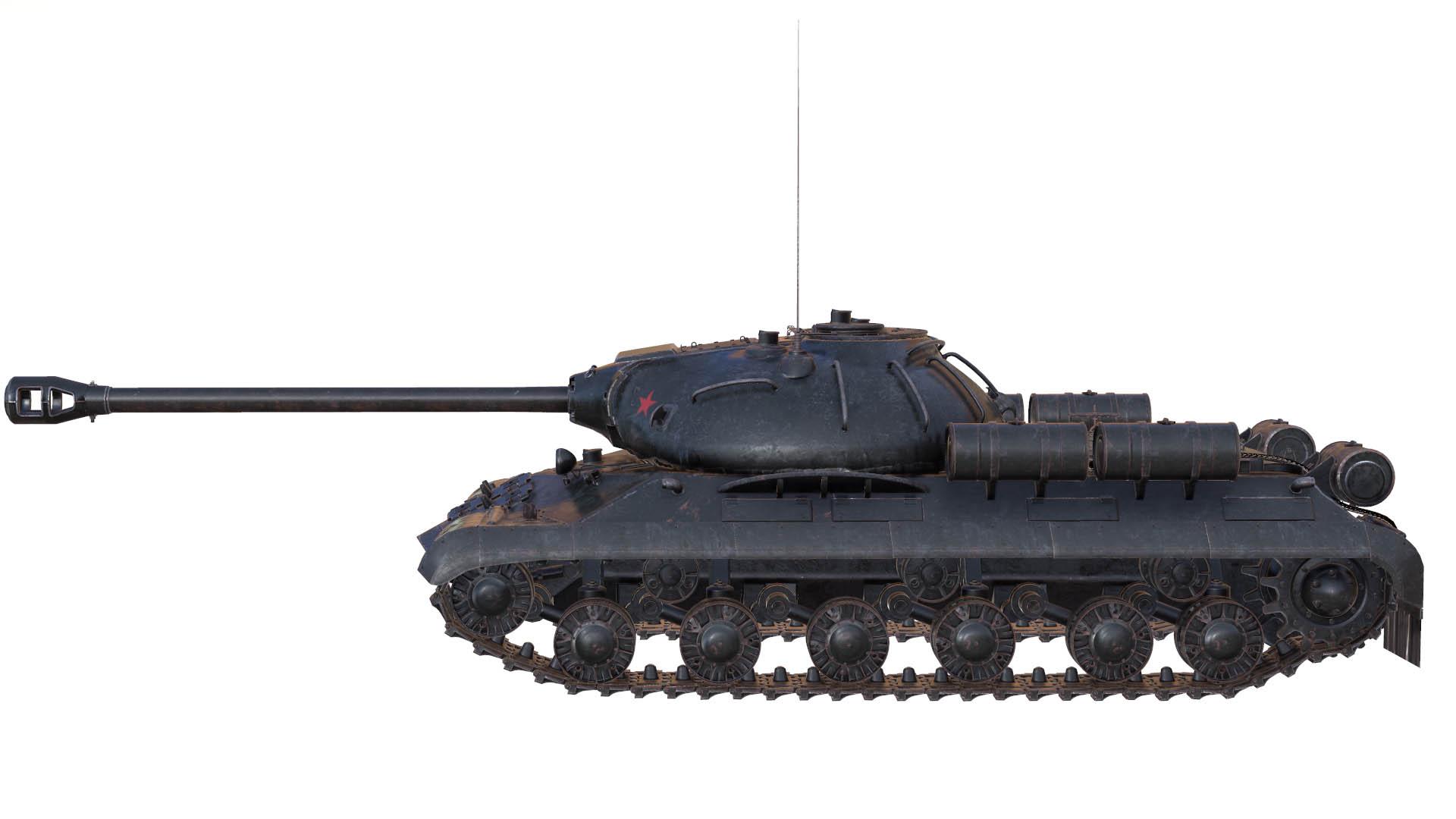 Российский танк ИС-3 Devgam
