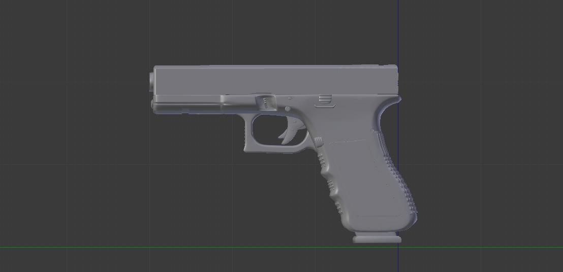 Unity 5 оружие