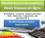 devis travaux renovation en ligne