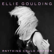 Ellie goulding anything could happen meaning