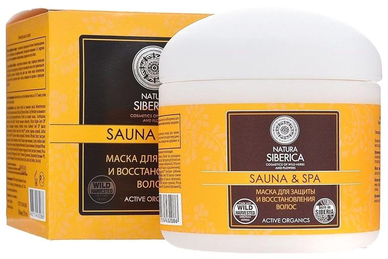 Natura Siberica Sauna&Spa — маска от отечественного производителя