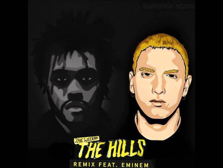 The hills eminem remix lyrics