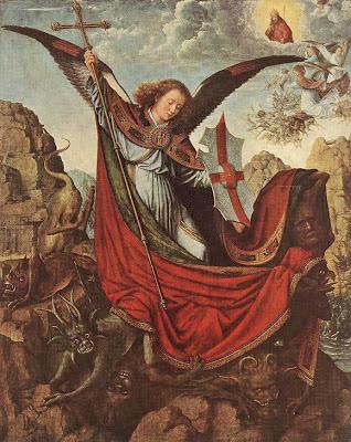 Oracion para pedir ayuda a san miguel arcangel
