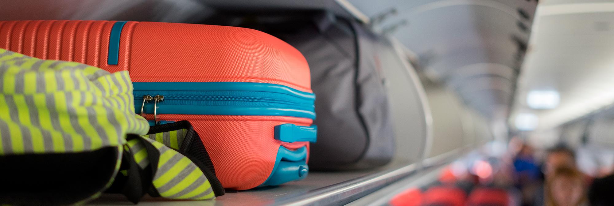 Провоз багажа в авиакомпании победа