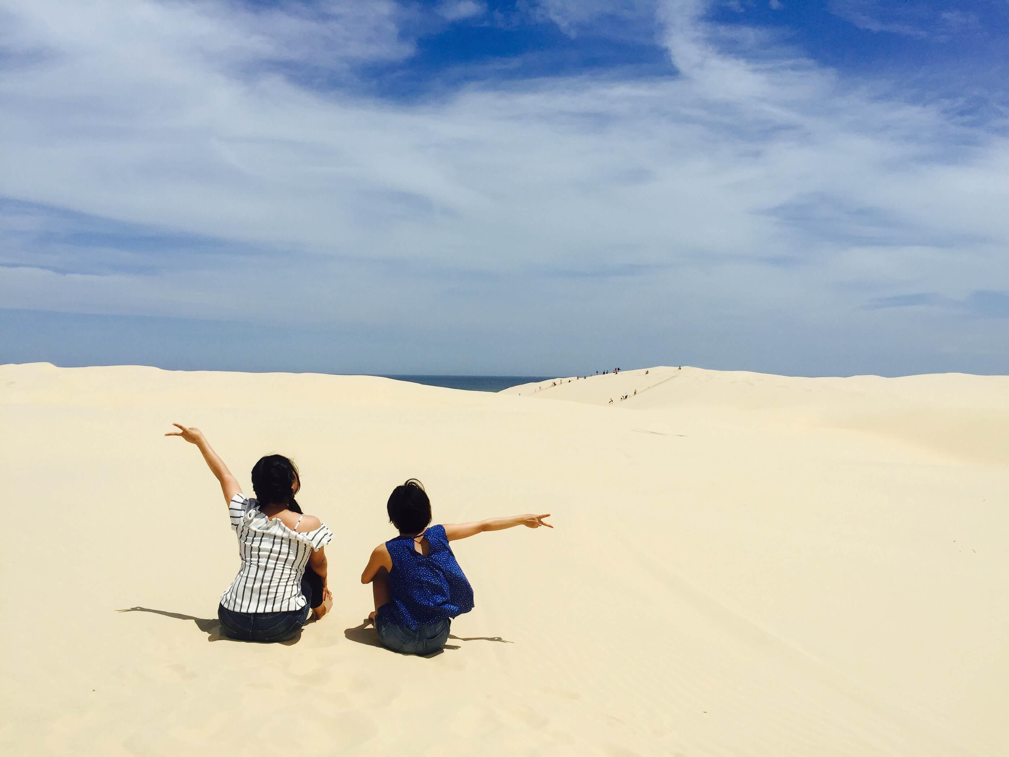 ストックトン大砂丘