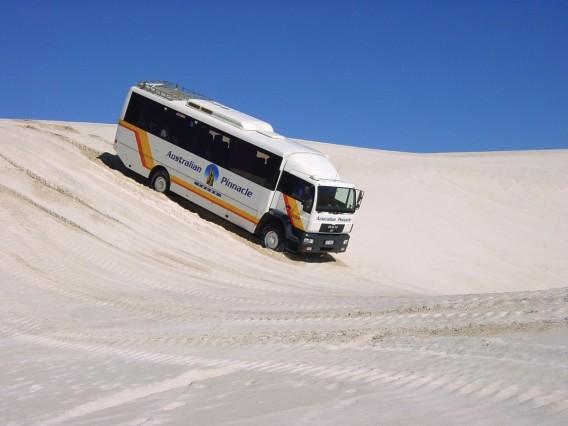 ラセリン大砂丘