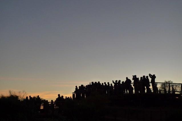 ウルルサンライズ展望台