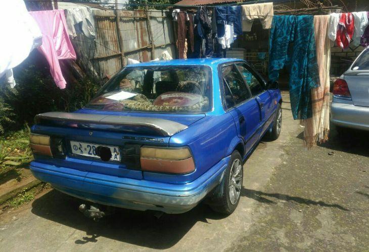 Weyane DX Toyota 1991
