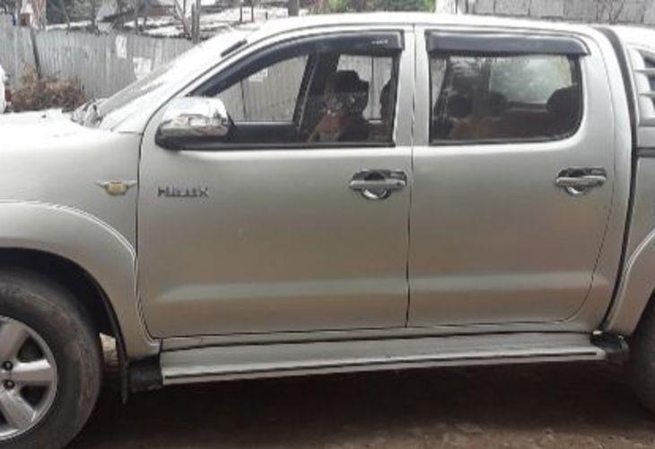 Hilux Toyota 2008