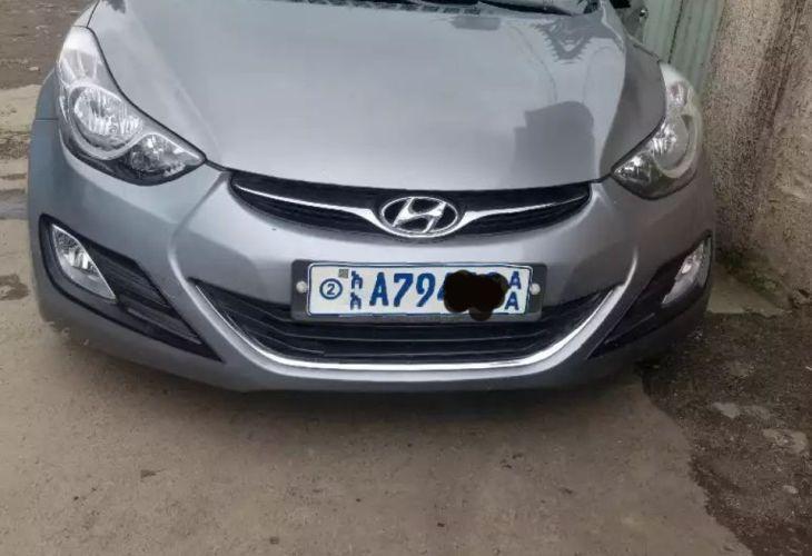 Avente Hyundai 2012