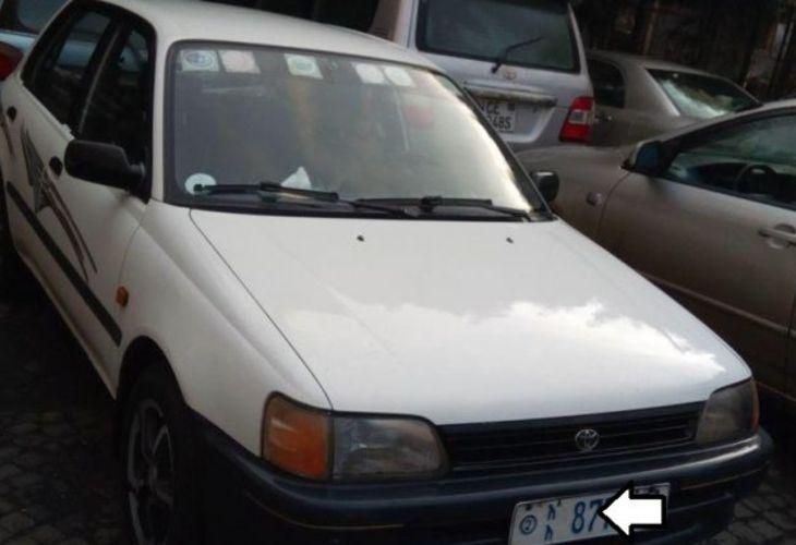 Starlet Toyota 1990