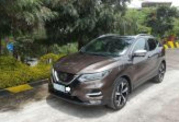 Qashqai  Nissan  2018
