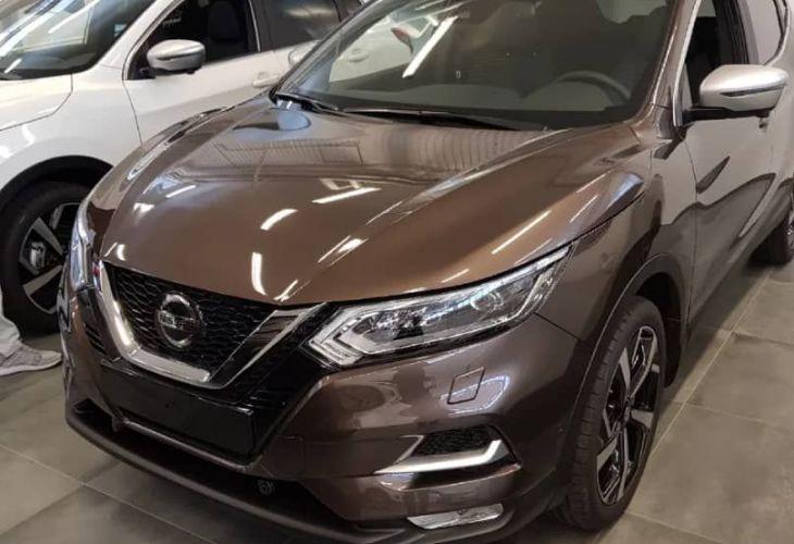 Quashqia Nissan  2018