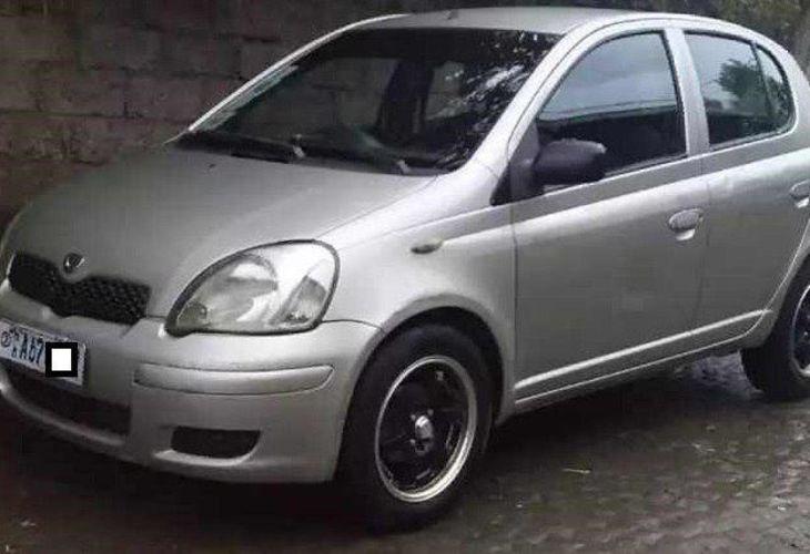 Vitz Toyota 2002