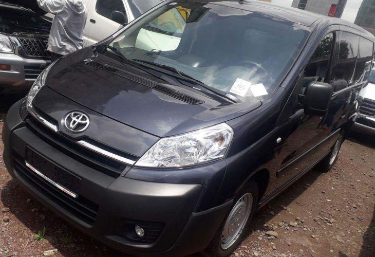 Proace Toyota 2014