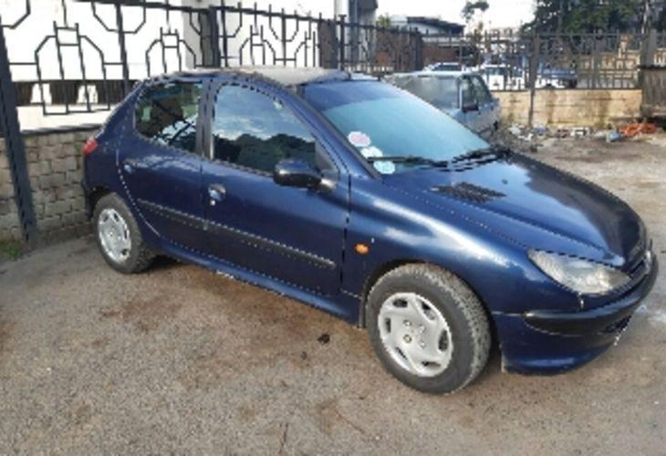 206 Peugeot 1996