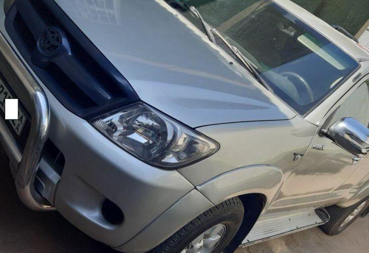 Hilux Toyota 2007