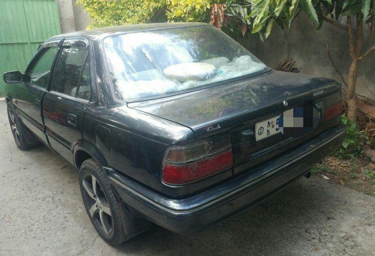 DX Toyota 1991